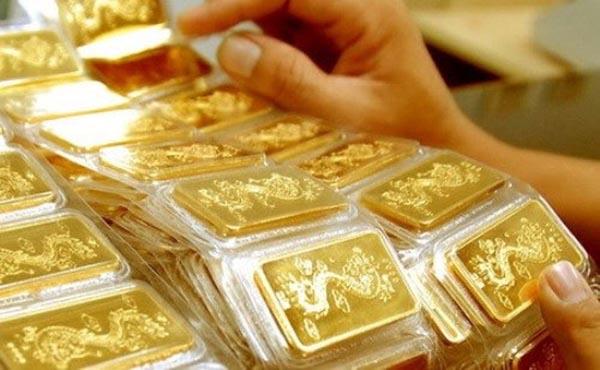 Một lượng vàng nặng bao nhiêu gam