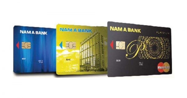 Thẻ tín dụng ngân hàng Nam Á