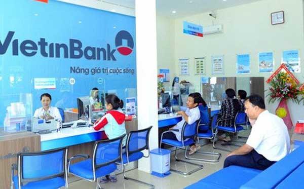Mức phí chuyển tiền tại quầy ngân hàng Vietinbank