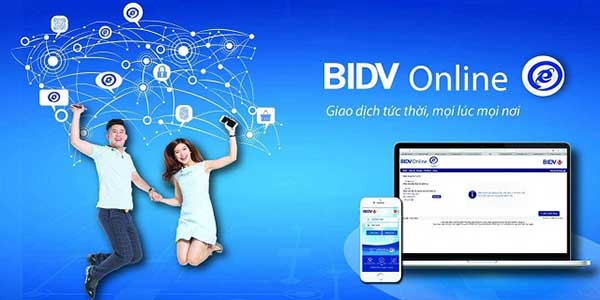 Phí chuyển tiền online ngân hàng BIDV