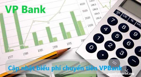 Dịch vụ chuyển tiền ngân hàng VPBank