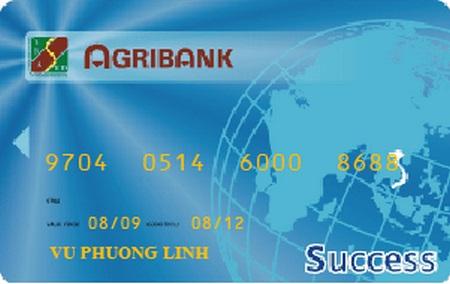 làm thẻ ATM agribank