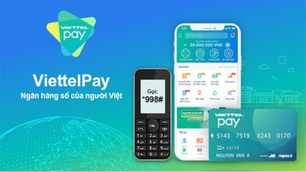 Làm thẻ Mastercard Viettel Pay
