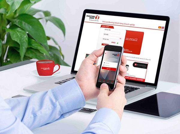 thanh toán tiền điện qua Internet Banking tại ngân hàng MSB