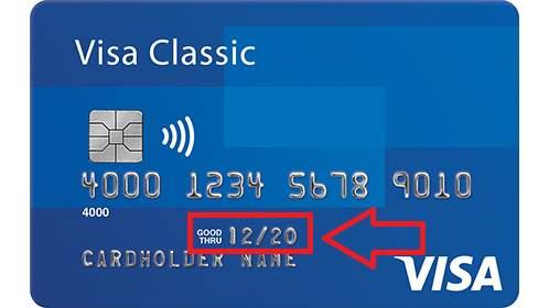 thẻ tín dụng hết hạn phải làm sao