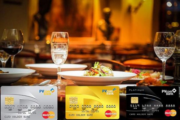 Thẻ tín dụng ngân hàng PVcombank