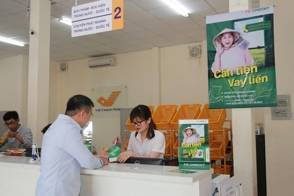 Hồ sơ, thủ tục đăng ký vay tiền tại Bưu điện
