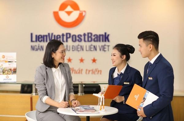 Cho vay tiền tại Bưu điện - Ngân hàng Bưu điện Liên Việt