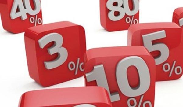Lãi suất vay tiền qua thẻ tín dụng khá cao