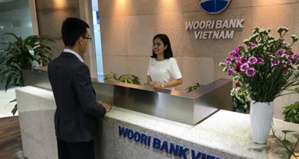 Vay tiền xây nhà ngân hàng Woori Bank