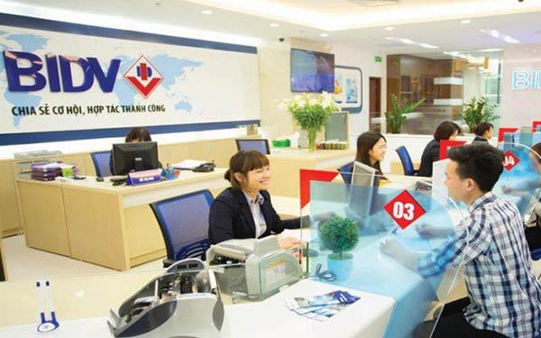Vay tín chấp BIDV với lãi suất ưu đãi