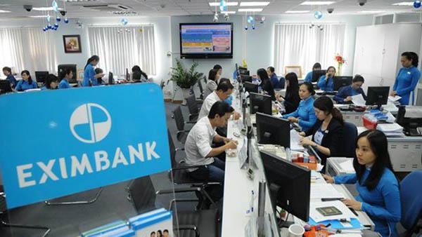 Lãi suất vay tín chấp theo lương ngân hàng Eximbank khá cạnh tranh
