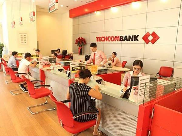 Lãi suất vay tín chấp ngân hàng Techcombank khá ưu đãi