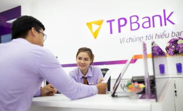 Vay tín chấp ngân hàng TPBank với nhiều lợi ích hấp dẫn
