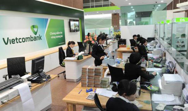 Vay tín chấp ngân hàng Vietcombbank