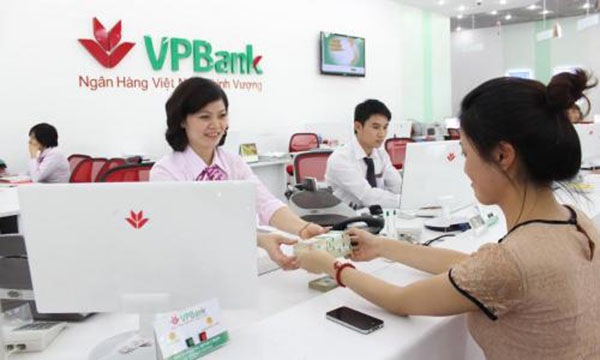 Vay trả góp ngân hàng VPBank