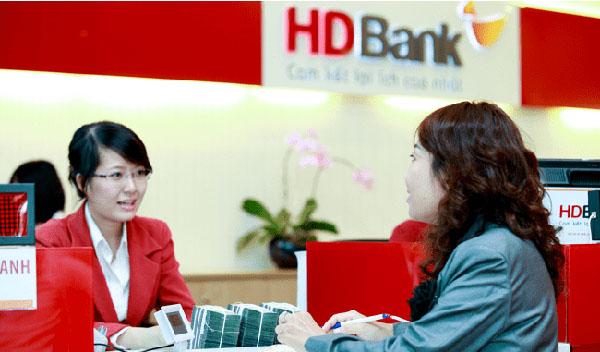 Vay trả góp ngân hàng HDBank