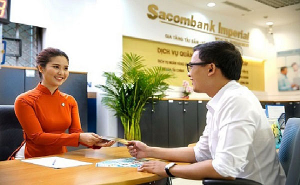 Vay trả góp ngân hàng Sacombank