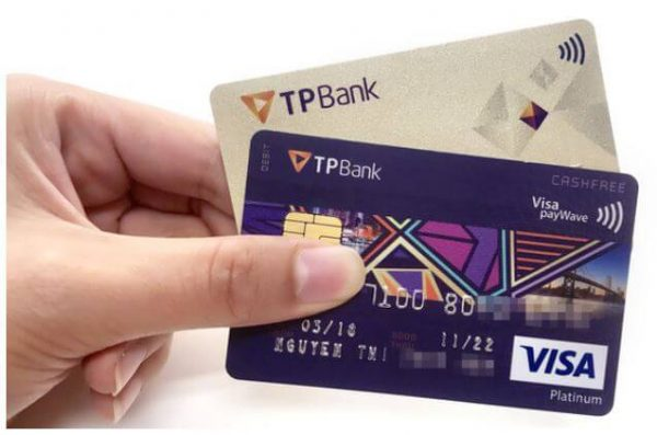 Thẻ Visa ngân hàng TPBank
