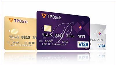 Lợi ích khi sử dụng thẻ Visa TPBank
