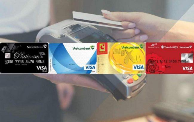 Hướng dẫn mở thẻ ATM ngân hàng Vietcombank
