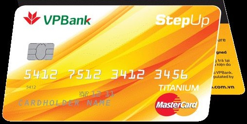 Thẻ Visa VPBank
