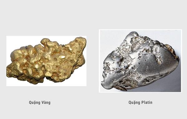 Bạch Kim và Vàng trắng cái nào đắt hơn?