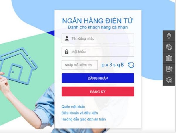 Gửi tiết kiệm Online MBBank trên Website