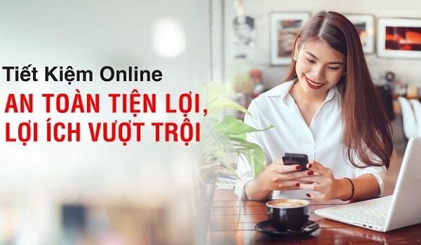 Tìm hiểu về dịch vụ gửi tiết kiệm Online TechcomBank