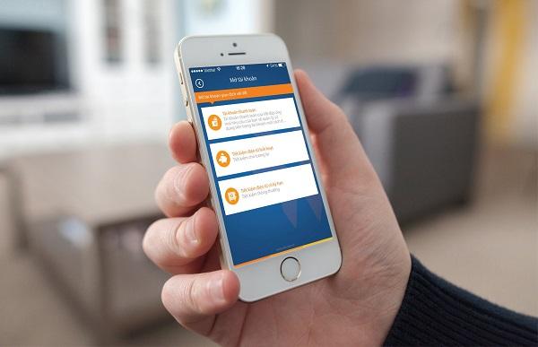 Gửi tiết kiệm Online qua ứng dụng MyVIB