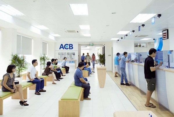 Lãi suất gửi tiết kiệm ngân hàng ACB