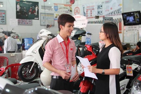 Chia sẻ kinh nghiệm mua xe máy trả góp