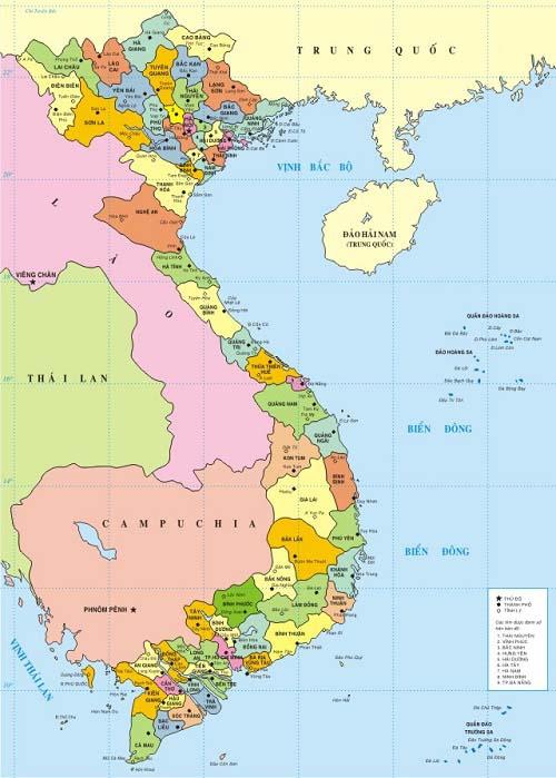Mã bưu chính các tỉnh thành tại Việt Nam