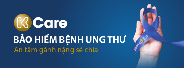 Gói bảo hiểm sức khỏe bảo Việt K- Care