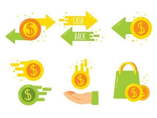Hoàn tiền khi thanh toán hóa đơn chi tiêu, mua sắm