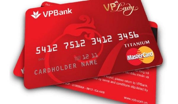 Thẻ tín dụng VPBank VPLady