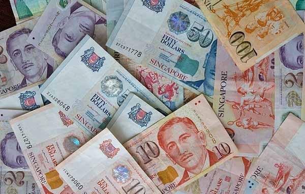 Tiệm Kim Tâm Hải cũng là một địa điểm khá nổi tiếng về trao đổi ngoại tệ tại TPHCM