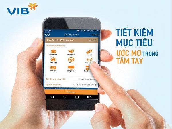 Tìm hiểu về dịch vụ gửi tiết kiệm VIB Online