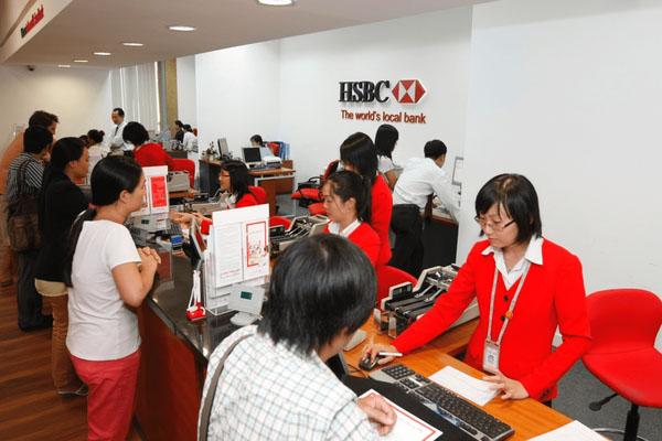 hotline ngân hàng HSBC