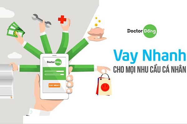 Vay tiền tại Doctor Đồng