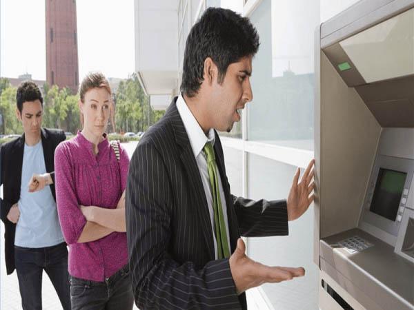 Các lỗi thường gặp khi sử dụng thẻ ATM