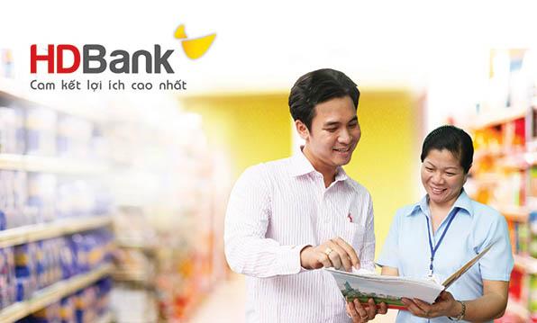 Mở thẻ tín dụng ngân hàng HDBank trực tiếp tại quầy giao dịch