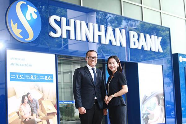 Số hotline đường dây nóng của ngân hàng Shinhan Việt Nam
