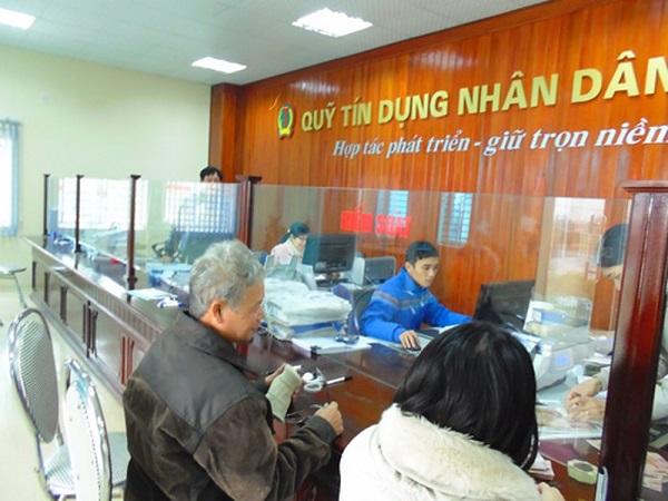 Các sản phẩm và dịch vụ của quỹ tín dụng nhân dân