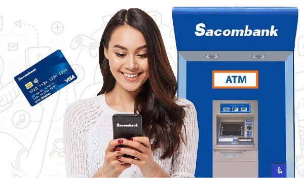 Giới thiệu đôi nét về thẻ ATM SacomBank
