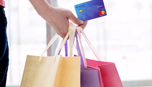 Thẻ tín dụng Mastercard Timo