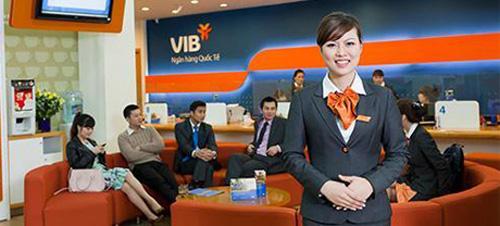 Đăng ký mở thẻ tín dụng ngân hàng VIB tại quầy giao dịch