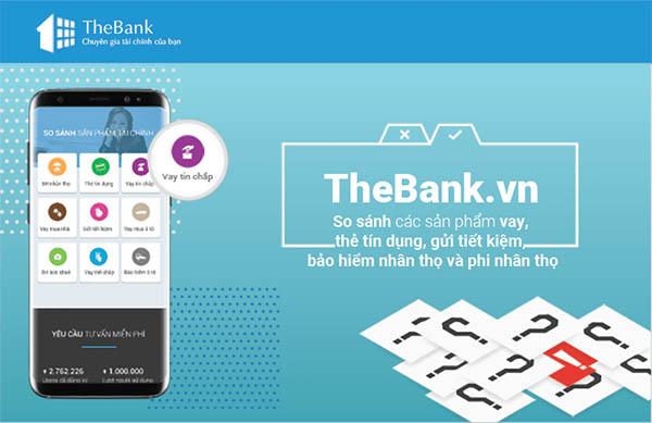 Các dịch vụ mà The Bank cung cấp