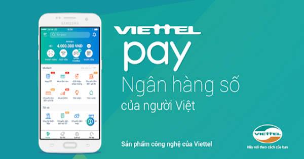 Ví điện tử Viettel Pay