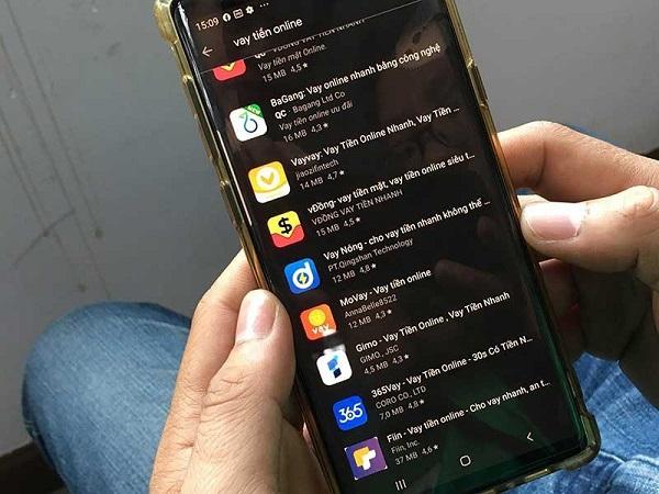App vay tiền Online là gì?